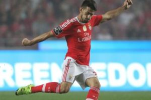 Pizzi (Benfica) Foto:Getty Images