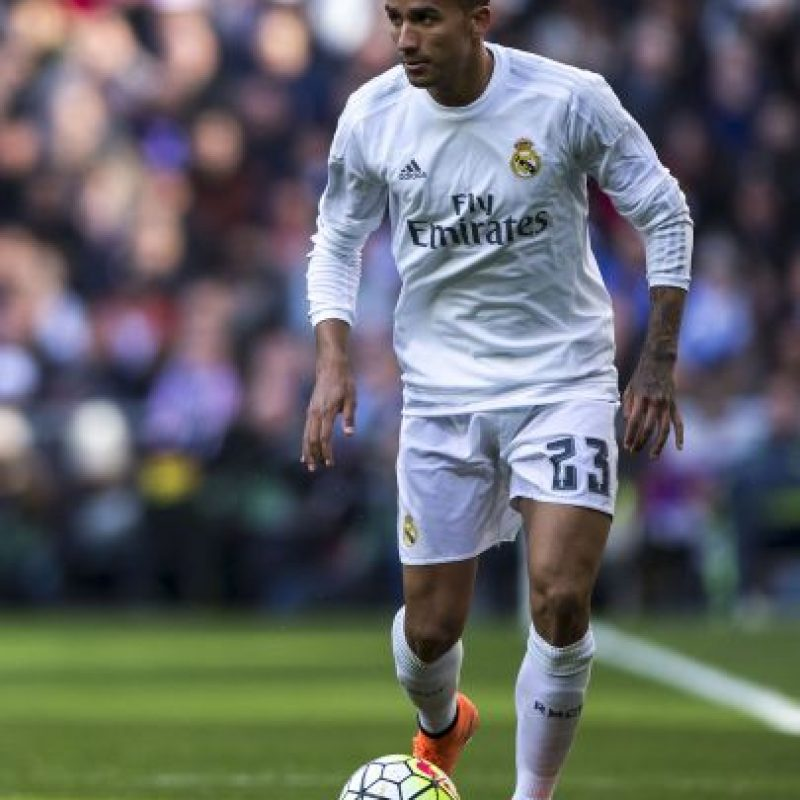 Danilo (Real Madrid) Foto: Getty Images