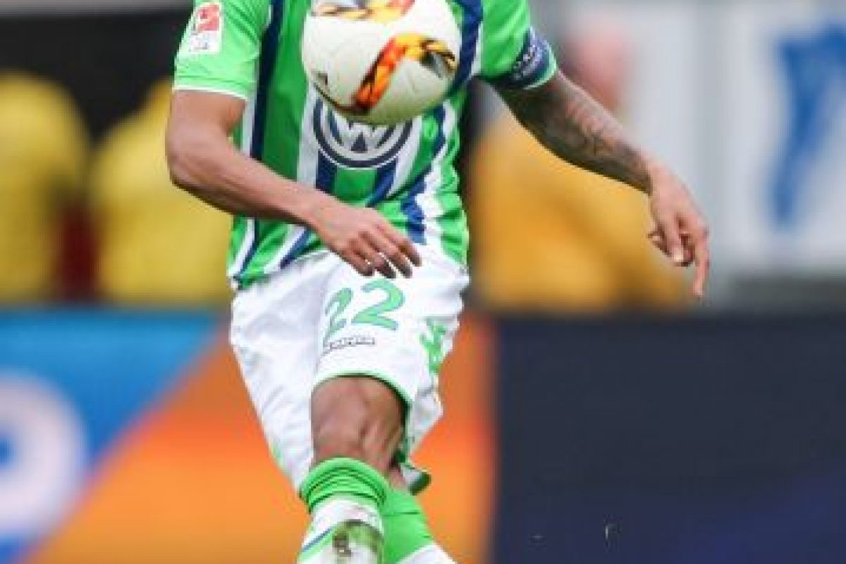 Luiz Gustavo (Wolfsburgo) Foto:Getty Images