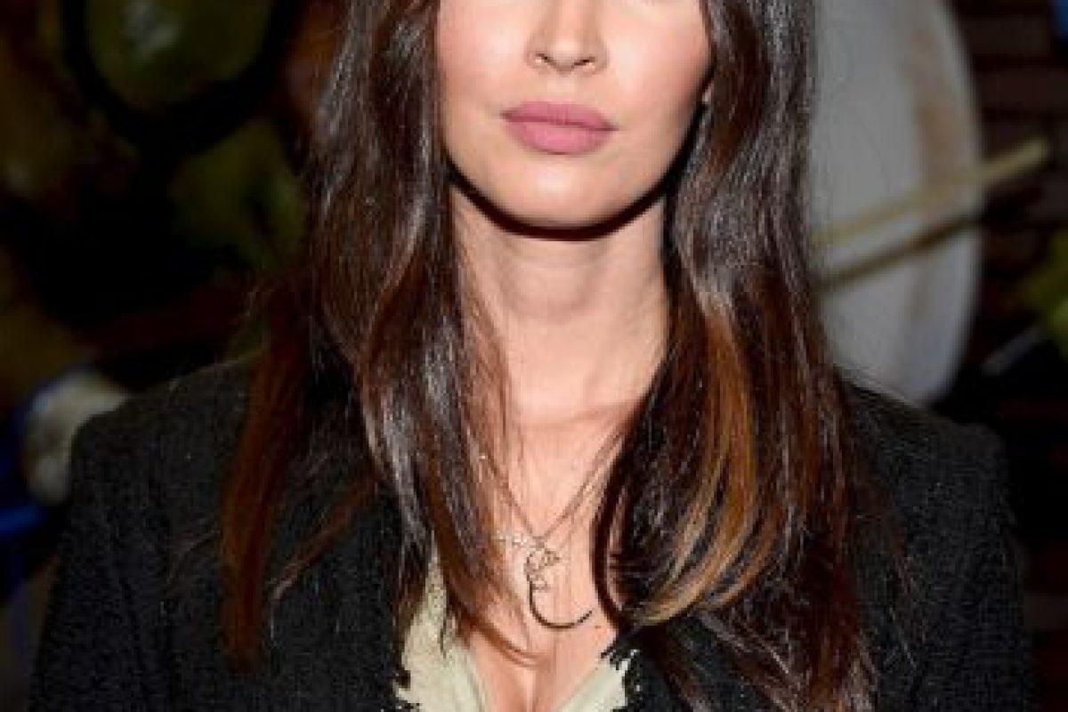 Así ha cambiado Megan Fox con el paso de los años: 2016 Foto: Getty Images