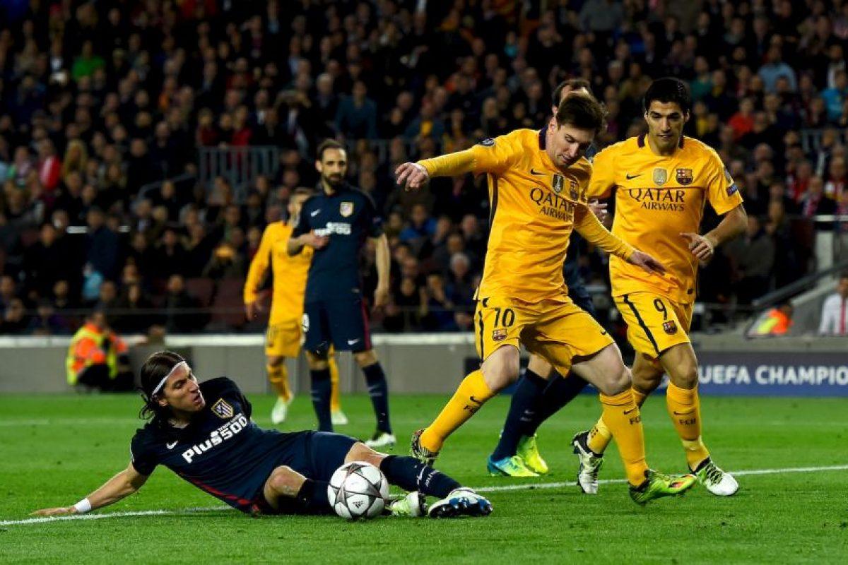 Atlético de Madrid vs. Barcelona Foto:Getty Images