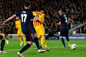 Los culés tienen una ventaja de un gol Foto:Getty Images