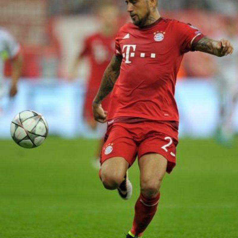 Arturo Vidal (Bayern Múnich) Foto:Getty Images
