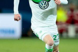 Arnold Maximilian (Wolfsburgo) Foto:Getty Images