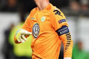 Diego Benaglio (Wolfsburgo) Foto:Getty Images