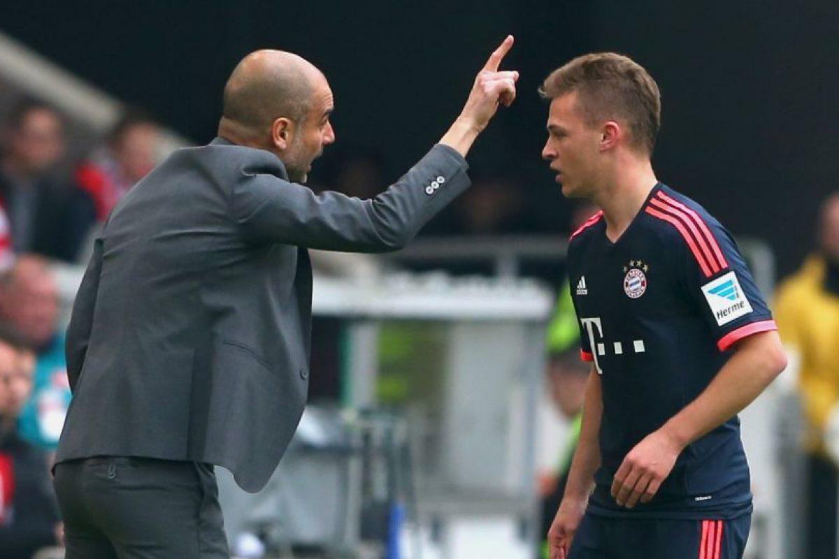 Kimmich (Bayern Múnich) Foto:Getty Images