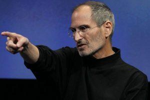Steve Jobs Foto:Getty Images