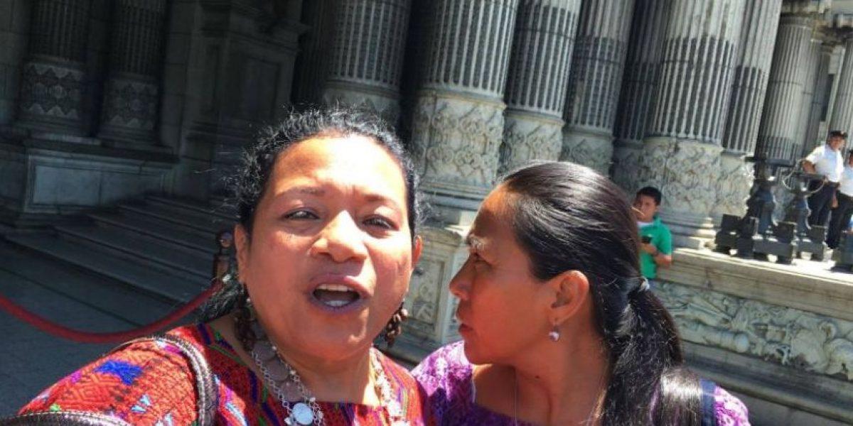 """Gobernadora de Alta Verapaz: """"Estoy muy asustada, tengo miedo"""""""