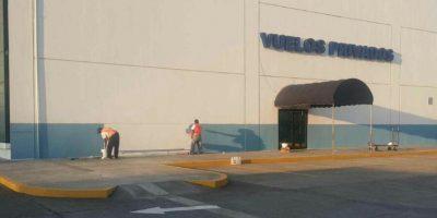 Los vuelos privados en el Aeropuerto La Aurora ya no saldrán del área de hangares
