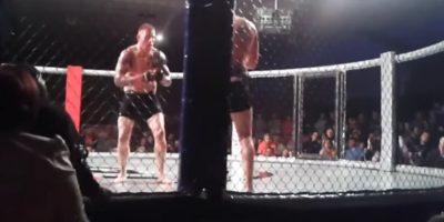 Luchador de MMA Joao Carvalho muere luego de una brutal pelea con Charlie Ward