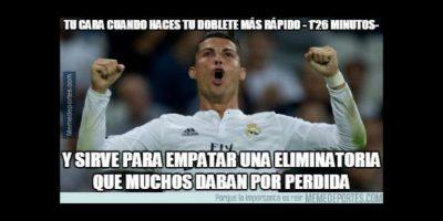 Las mejores burlas de la victoria del Real Madrid en Champions League Foto:Twitter