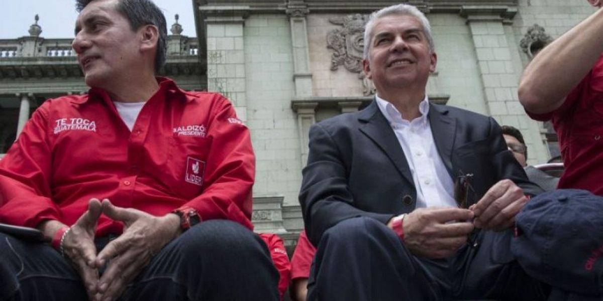 Luis Rabbé deja el partido Líder y se integra al bloque Alianza Ciudadana