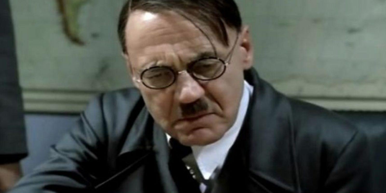 Y el genocidio del Holocausto. Foto:vía Constantin Film