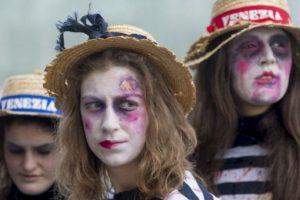Universidad George Manson – Antropología 314 y zombis Foto:vía Getty Images