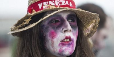 Colegio estatal de Perú – Estudios cinematográficos: El renacimiento zombi en las películas, la cultura y la literatura Foto:vía Getty Images