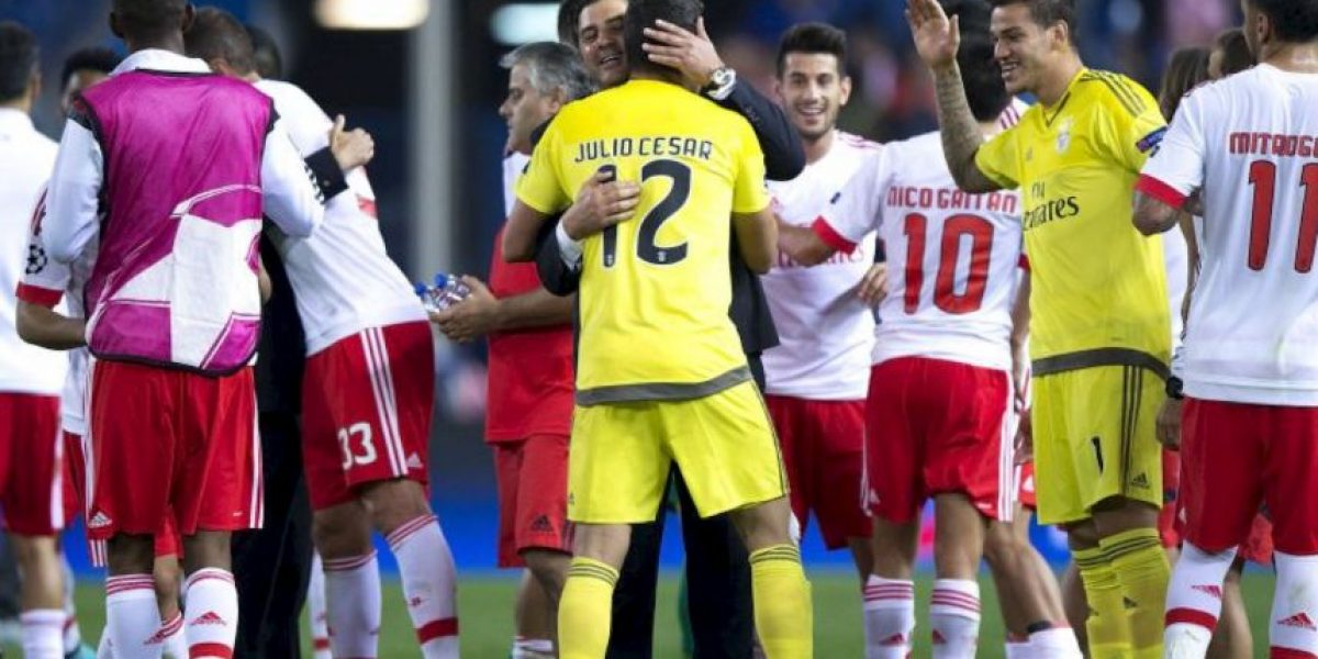 Champions: ¿A qué hora juegan Benfica vs. Bayern Múnich?