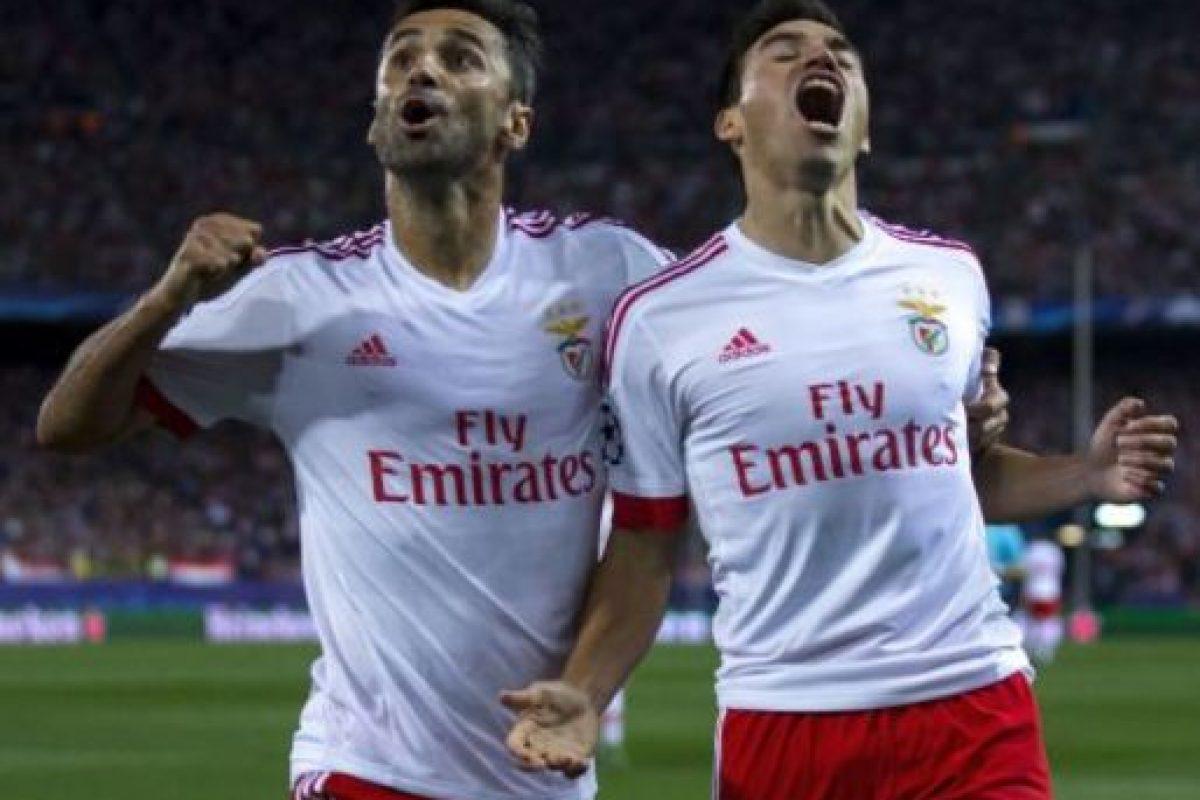 Los portugueses reciben a los bávaros con un gol de desventaja Foto:Getty Images