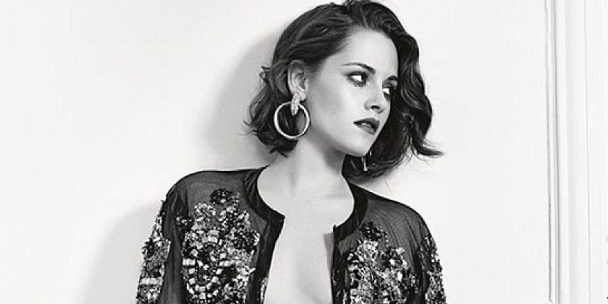 ¡Más sexy que nunca! Kristen Stewart realiza atrevida sesión como nueva imagen de Chanel
