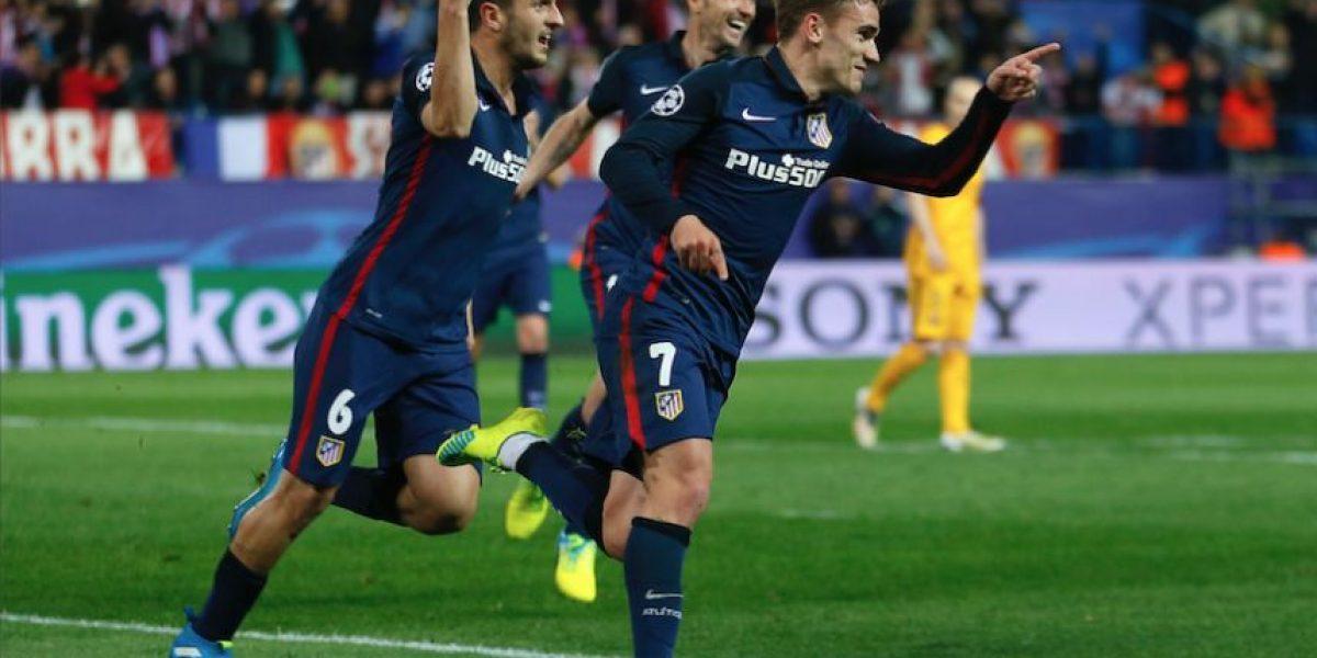 Resultado del partido Atlético vs. Barcelona, cuartos de final de vuelta de la Champions League 2016