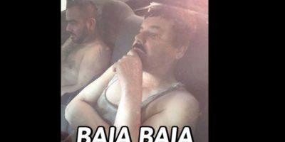 Y en el Chapo. Foto:vía Twitter