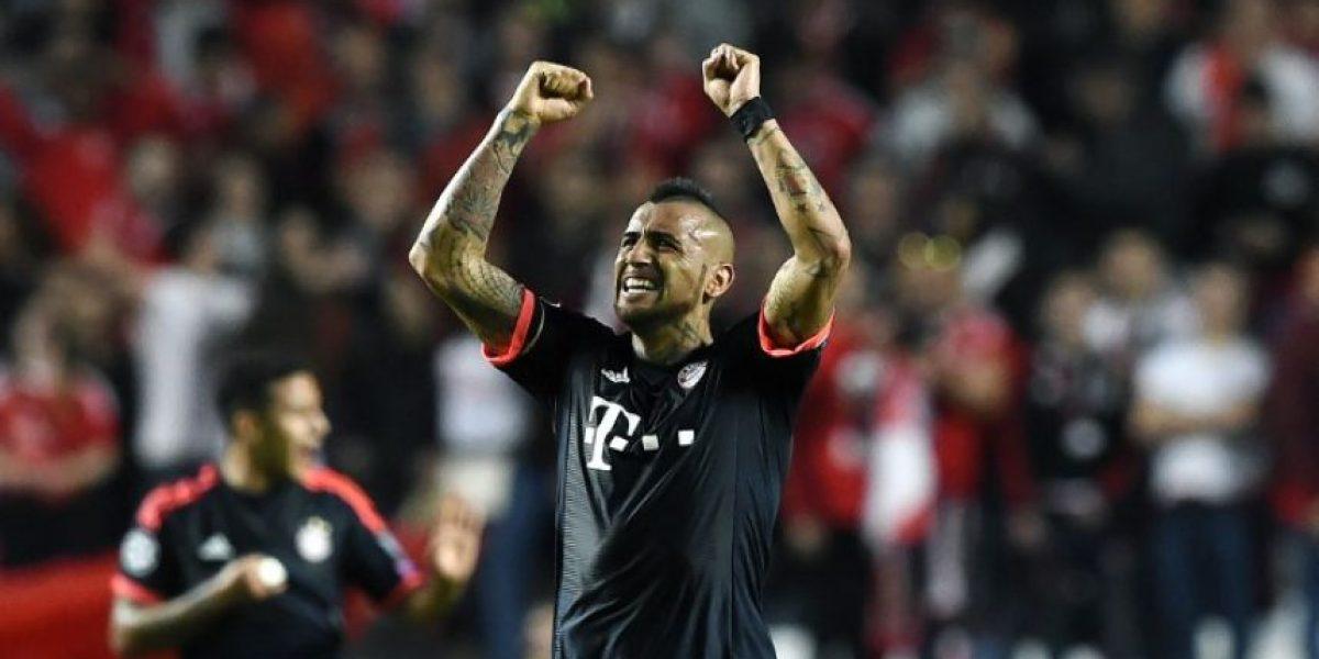 Resultado del partido Benfica vs Bayern Múnich, vuelta de los cuartos de final de la Champions League 2015-2016