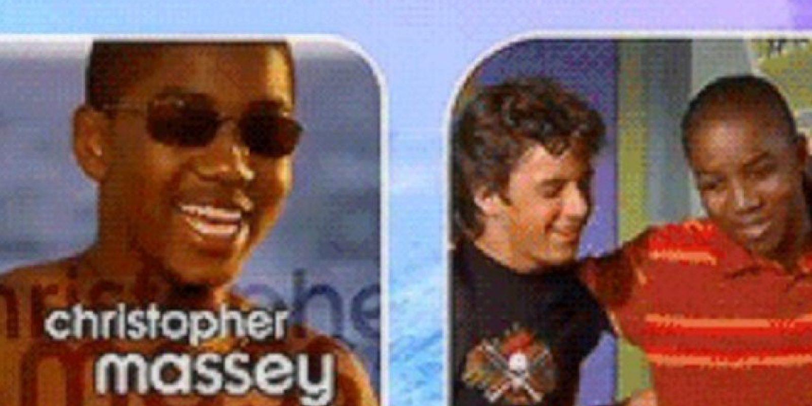 Chris Massey Foto:Nickelodeon