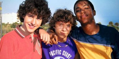"Interpretaba a ""Michael Barret"" Foto:Nickelodeon"