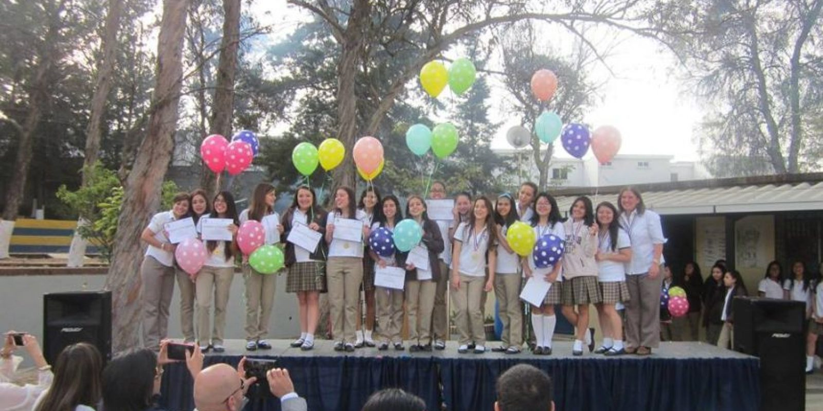 Foto:Facebook Liceo Secretarial Bilingüe