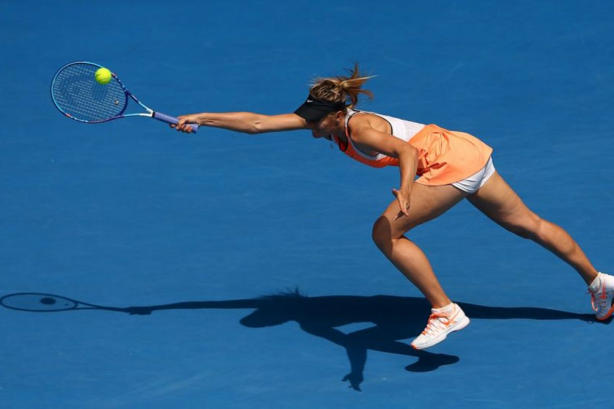 Por meldonium Foto: Getty Images
