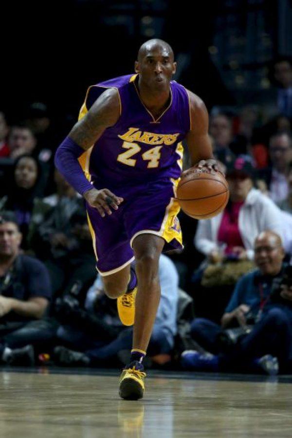 """""""El baloncesto es mi refugio, mi santuario. Vuelvo a ser un niño en el patio; cuando llego aquí, todo es bueno"""" Foto:Getty Images"""