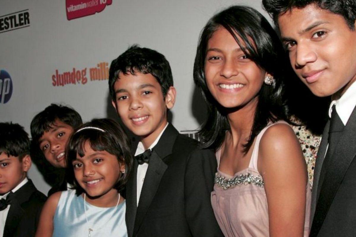 Después de los Oscar, volvieron a la miseria. Foto:vía Getty Images