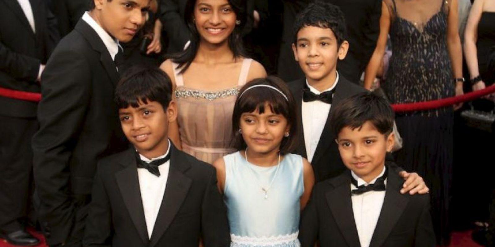 Pero todo eran rumores, los niños mejoraron sus vidas. Foto:vía Getty Images