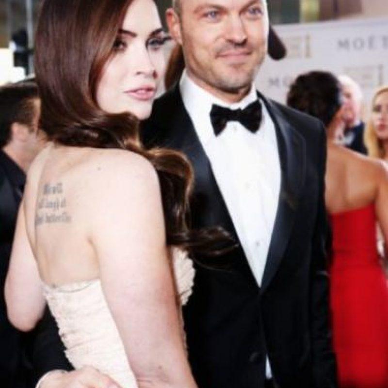 Ella tenía 18 años y él tenía 30 años. Foto:Getty Images