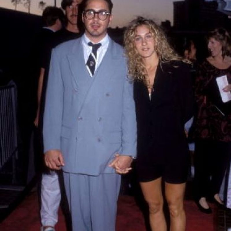Para 1982, el actor ya trabajaba en lo suyo a tiempo completo. Foto:vía Getty Images