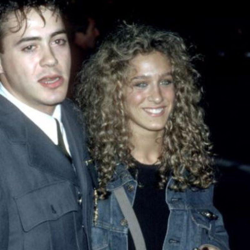 Y era célebre por su relación con Sarah Jessica Parker. Foto:vía Getty Images
