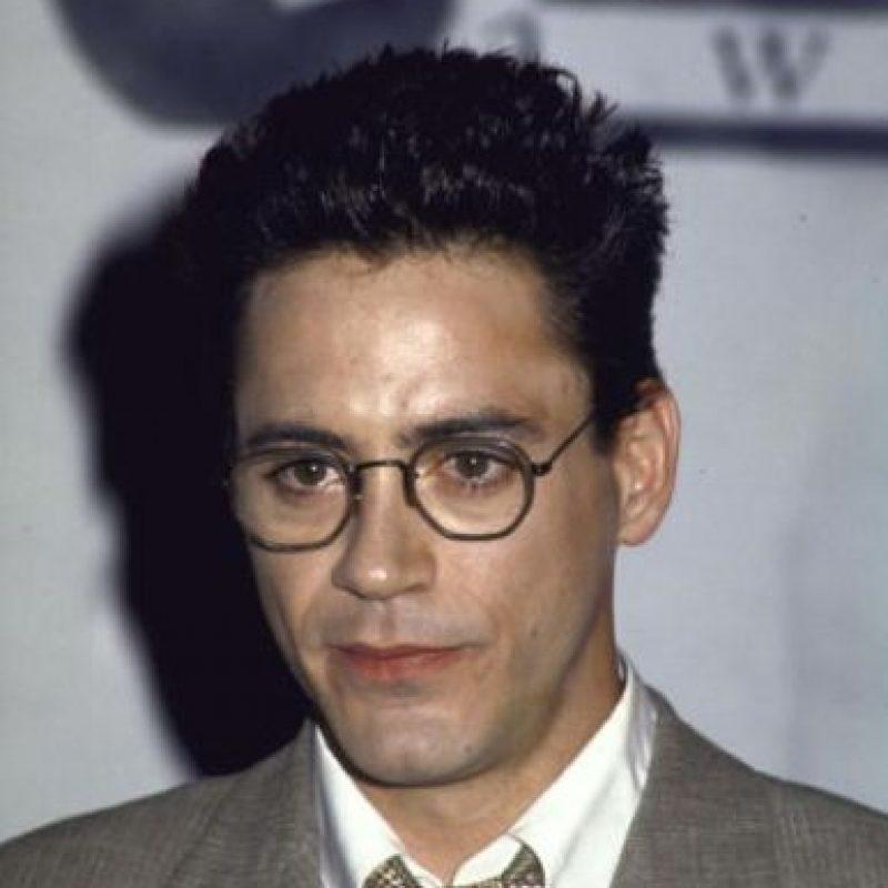 """Hasta que surgió con """"Iron Man"""" en 2006. Foto:vía Getty Images"""
