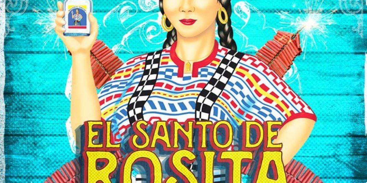 #ElSantoDeRosita: Quezalteca celebra su 70 aniversario