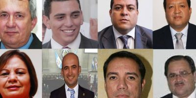 Los 8 diputados oficialistas que agredieron a gobernadora son tránsfugas
