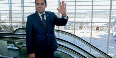 Una variada agenda tendrá el presidente Jimmy Morales en los Estados Unidos