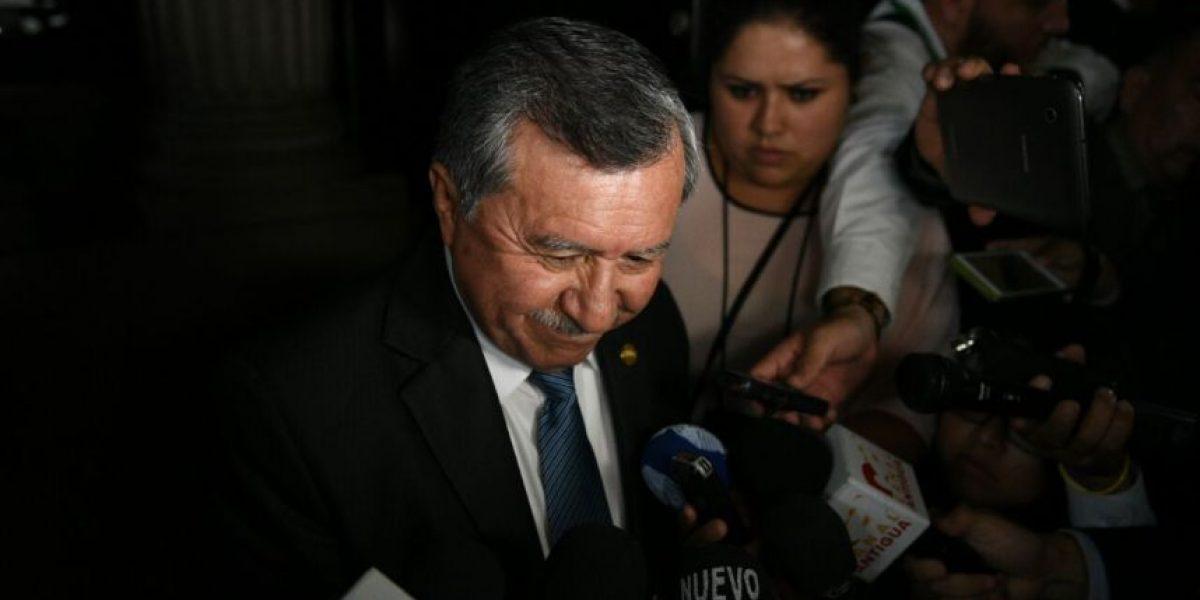 Bancada FCN-Nación evita dar declaraciones sobre solicitud de antejuicio contra integrantes de ese bloque