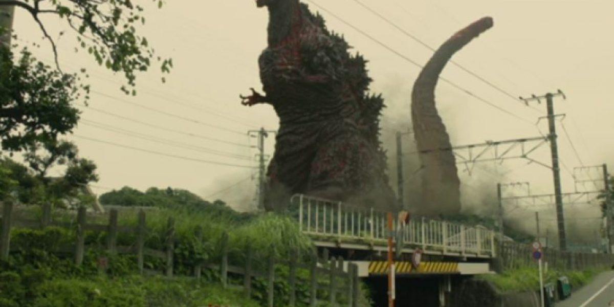 """Trailer de """"Godzilla Resurgence"""", la nueva versión japonesa"""