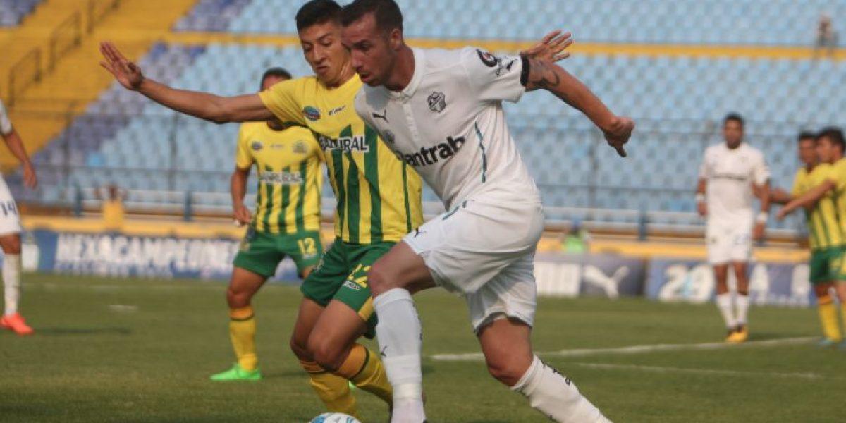 Resultado del partido Comunicaciones vs. Guastatoya del Torneo Clausura de la Liga Nacional 2016