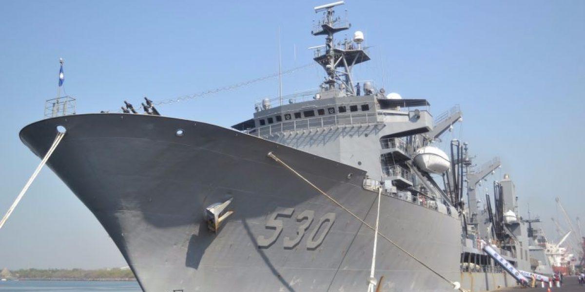 El Escuadrón Naval de la Amistad de la Armada de China visitará Guatemala