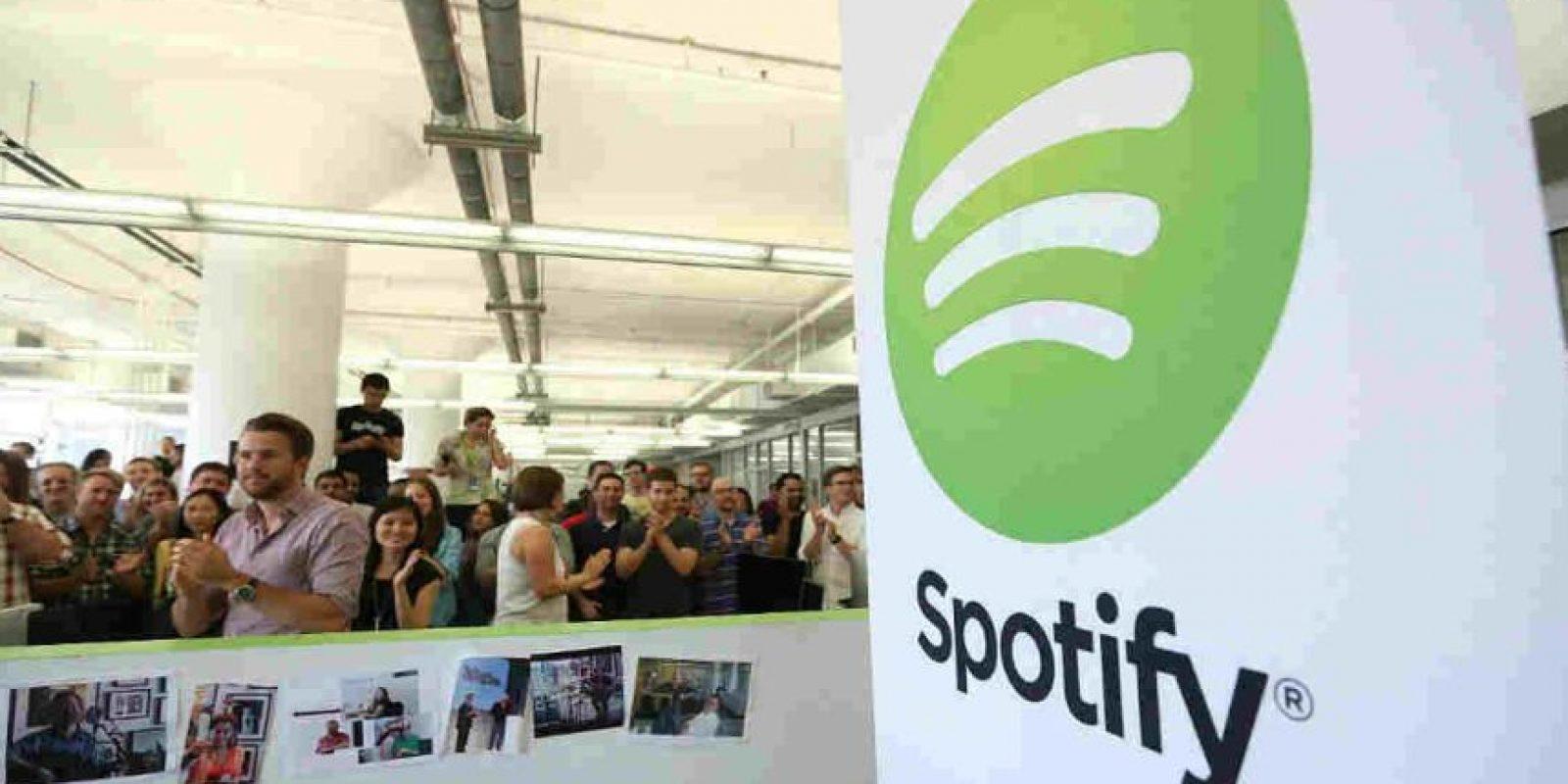 Este algoritmo se basa en lo que escuchamos. Foto:Getty Images