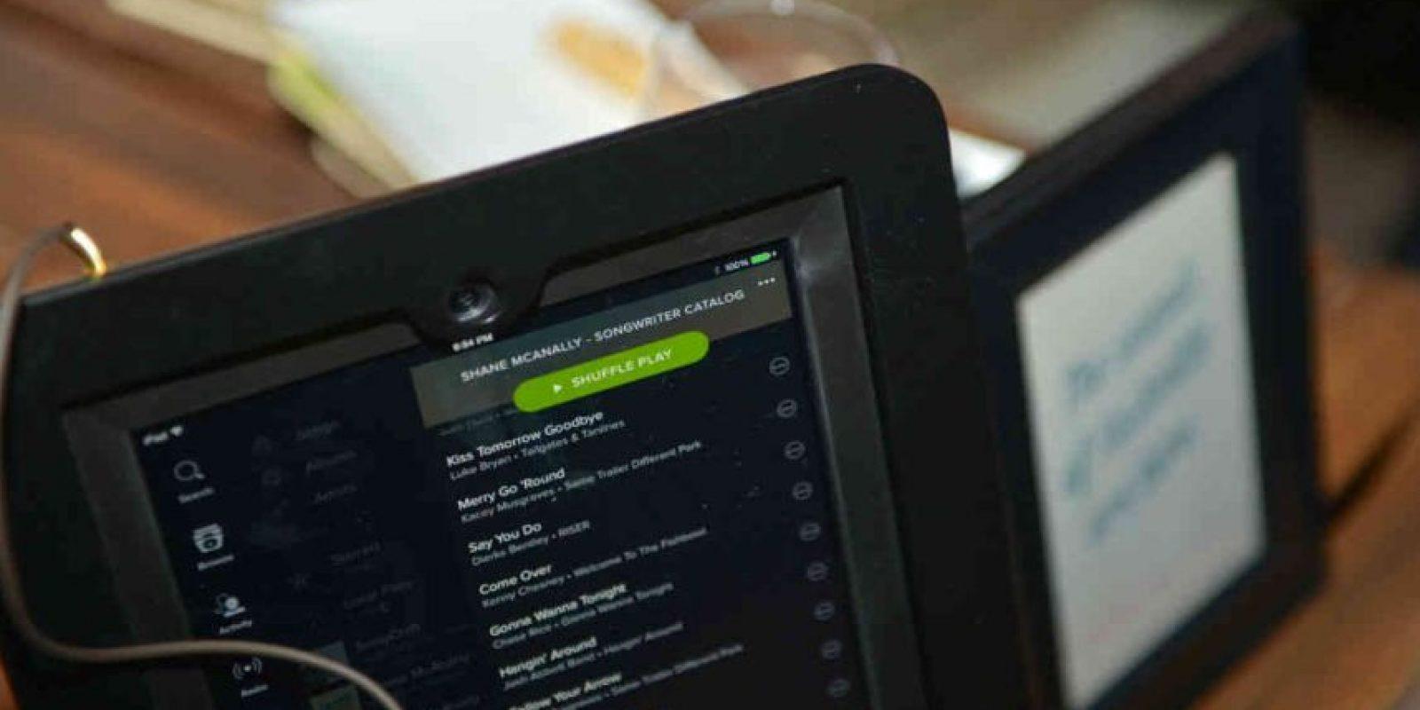 Y en nuestras canciones marcadas como favoritas. Foto:Getty Images