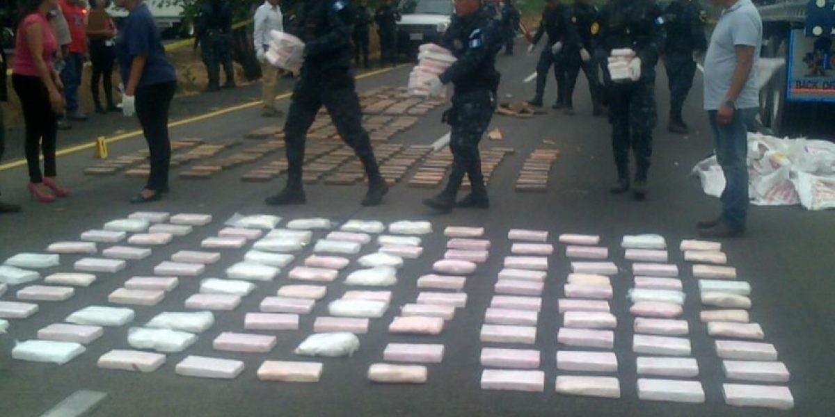 Transportaba millonario cargamento de cocaína en cisterna de combustible