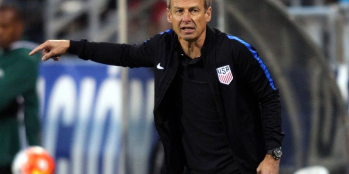 Klinsmann niega haber tenido contactos con el Everton inglés