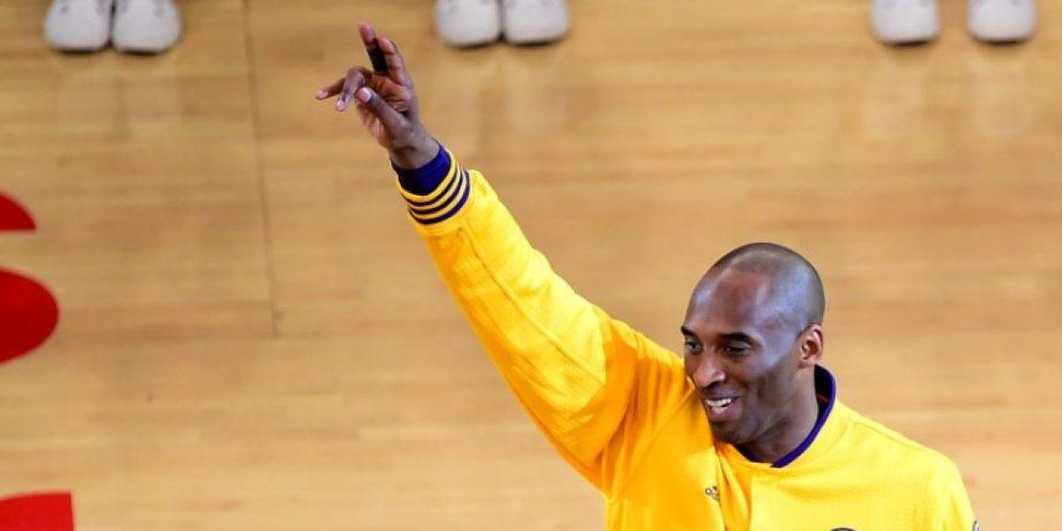 Kobe Bryant se retira con gran partido de 60 puntos