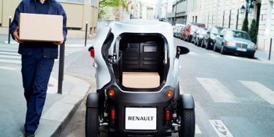 El 'Twizy' tiene 85 caballos de fuerza y alcanza hasta 80 kilómetros por hora. Foto:Renault