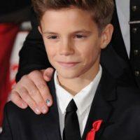 Romeo tiene 13 años. Foto:Getty Images